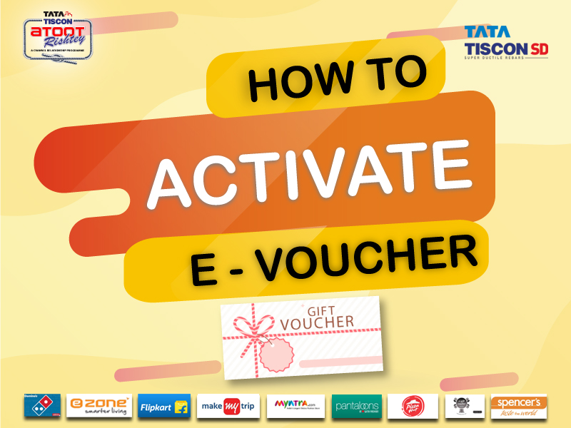 How to Activate E vouchers